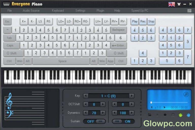 download piano for laptop