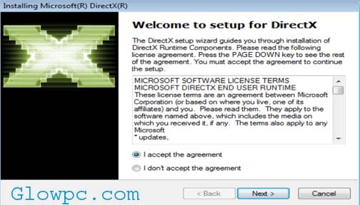 directx 9 for windows 10